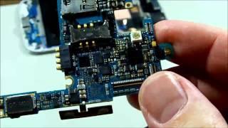 Dead Samsung Galaxy S4 repair