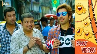 Badsha The Don Funny Clip | Jeet | Nusraat Faria | EID 2016