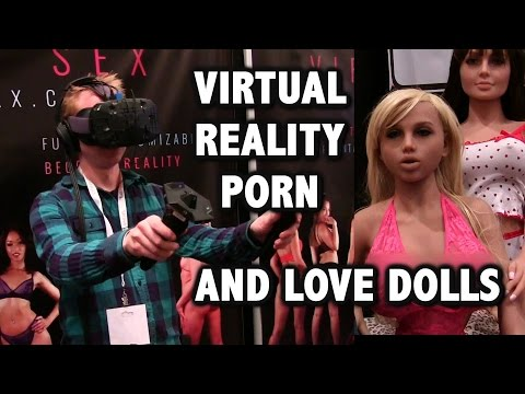Xxx Mp4 Joe Checks Out Virtual Reality Porn Love Dolls 3gp Sex