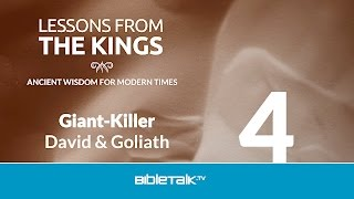 Giant-Killer: David and Goliath