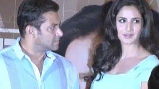 Salman makes fun of Katrina at an event