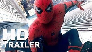 Spider-Man: Homecoming - Trailer (Deutsch | German) HD