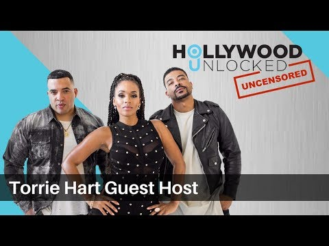 Xxx Mp4 Torrei Hart Talks Relationships That A Side Chick Is Important On Hollywood Unlocked UNCENSORED 3gp Sex