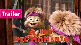 Masha y el Oso - EL HIT DEL MOMENTO (Trailer)