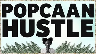 Popcaan - Hustle ft. Pusha T (Produced by Dre Skull) - OFFICIAL LYRIC VIDEO