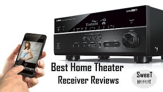 Best Home Theater Receiver Reviews 2018   Best AV Receiver On A Budget