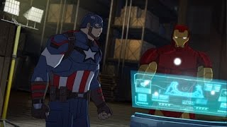 Avengers Assemble | Episode 19 Season 3 | The House Of Zemo