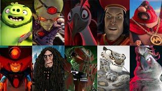 Defeats of My Favorite Animated Non-Disney Movie Villains Part 1