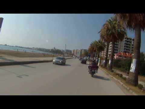 Transbalkan Albania Vlora 2013 with BMW 1200 GS