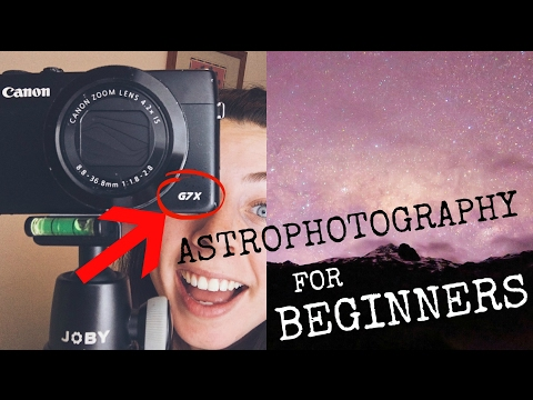 Xxx Mp4 HOW TO SHOOT ASTROPHOTOGRAPHY For BEGINNERS Using Canon G7X 3gp Sex