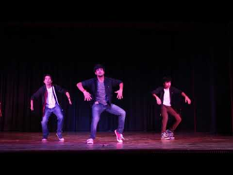 'Ladki Beautiful kargyi chull' by DC || IDP 2016 || IIT DELHI