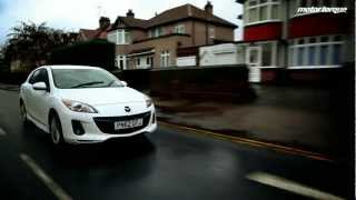 New Mazda3 review and road test 2013