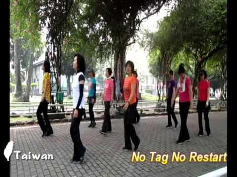Goodbye Woman Goodbye -  Line Dance Adrian Helliker & Tina Chen Sue-Huei,