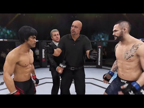 Xxx Mp4 Bruce Lee Vs Santiago Ponzinibbio EA Sports UFC 3 CPU Vs CPU 3gp Sex