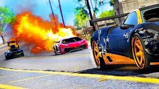 GTA 5 | السياره النفاثه !