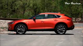 MAZDA CX-4 2018 Review Indonesia - Interior and Exterior