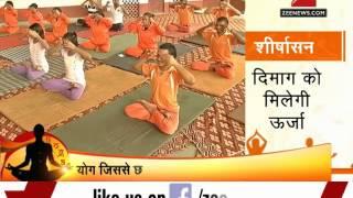 Special: Baba Ramdev's Yoga tips for children!