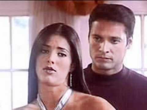 Gaby Espino y Ricardo Alamo