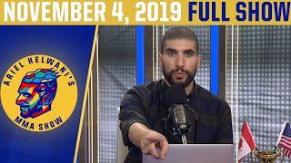 Jorge Masvidal, Kevin Lee, Israel Adesanya | Ariel Helwani's MMA Show (November 4, 2019) | ESPN MMA