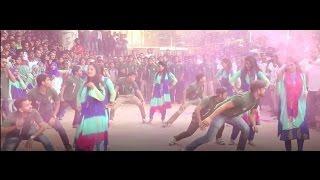 Flash-Mob  Of Management Dept || 8th batch || Jagannath University || Rag Day 2016