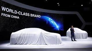 The International Auto Show is underway in Detroit