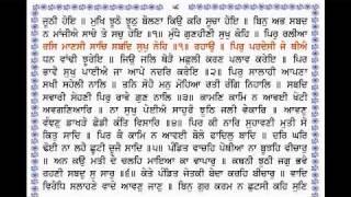 Sri Guru Granth Sahib Ji 41 66 By Dr Varinder Singh Gill