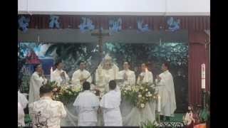 Hymne Seminari Garum Keuskupan Surabaya