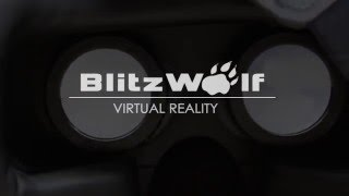Virtual Reality 3D BlitzWolf VR Glasses For Android And iPhone