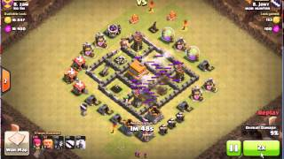 best hog & giant strategy for th6