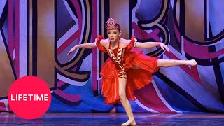 """Dance Moms: Kendall's Candy Apple Solo Dance - """"Queen of Hearts"""