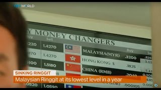Money Talks: Malaysian Ringgit at lowest level in a year