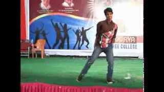 Wonderful Dance Performance- AADYA-2013 Freshers Day - Apoorva College