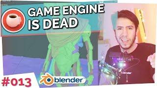 BGE and Blender Internal REMOVED! What's next? – Blender Today Live