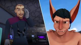 Shiva - Full Episode 51 - The Danger of Human Bat