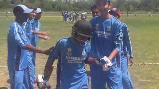 14 YEAR OLD YOUNG BOY MAKES 226 OFF 121 BALLS IN KARDAR SCHOOL CUP