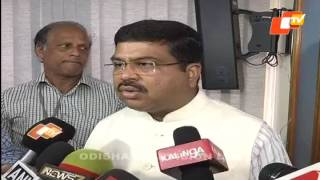 Dharmendra for amicable solution to IOCL's VAT dispute with Odisha