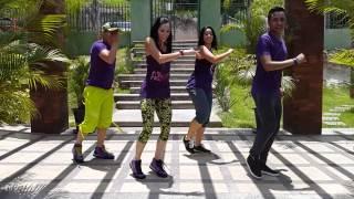 Tuku Taka CROSSFIRE, Zumba By HONDURAS DANCE CREW