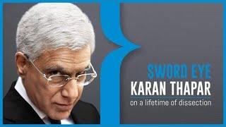 Karan Thapar remembers his most notorious interviews with Modi, Jayalalithaa and Ram Jethmalani