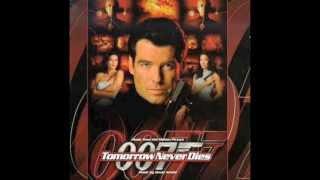 James Bond - Tomorrow Never Dies soundtrack FULL ALBUM