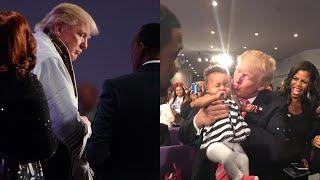 Trump Visits Black Church In Detroit; Liberals Lose Their Minds #TrumpInDetroit (REACTION)
