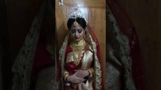 Bd Hindu Bridal Makeup Done by Prova