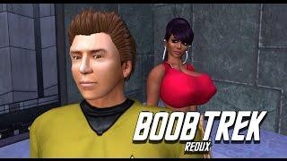 'Boob Trek' (Redux) 2014 TG TF Animation