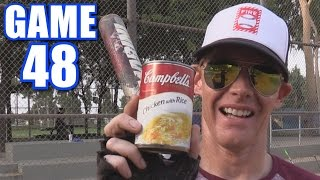 RUNNING INTO A BRICK WALL! | On-Season Softball Series | Game 48