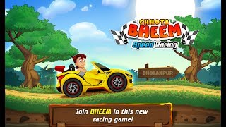 Chotta Bheem Speed Racing game