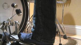Drum Lesson: Bass Drum Speed - Triple Strokes