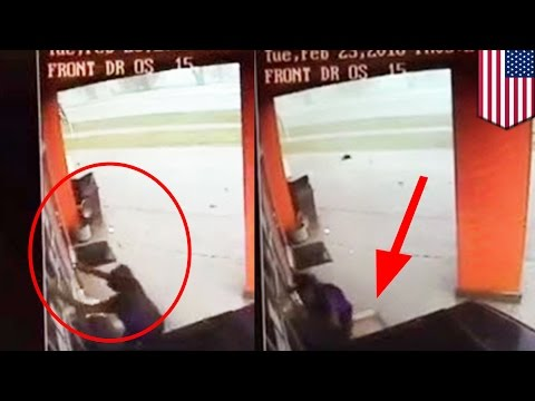 Tornado Videos: Louisiana FedEx driver survives direct hit from massive twister - TomoNews