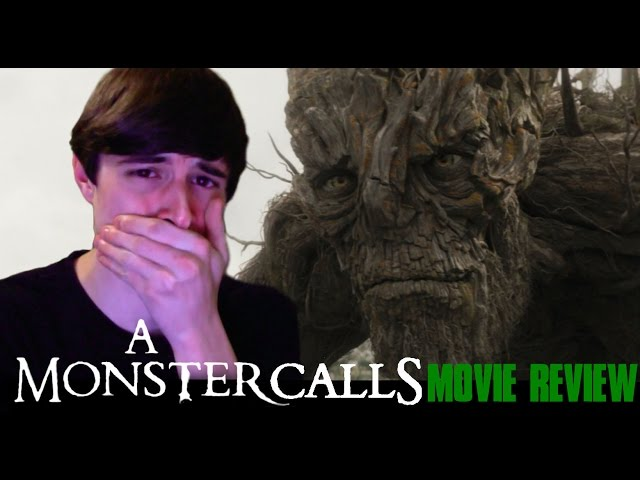 A Monster Calls Movie Review by Luke Nukem