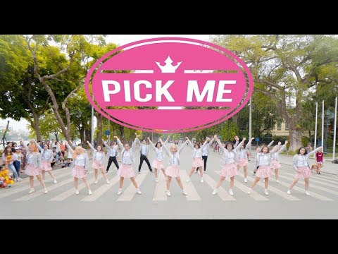 [KPOP IN PUBLIC CHALLENGE] Produce 101 1&2 - Pick me x Produce 48 - Nekoya DANCE COVER by BLACKCHUCK