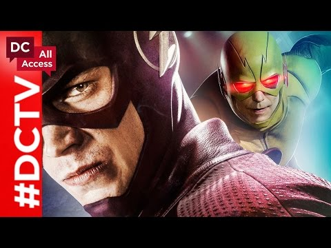 The Flash Gets New Powers in Season 2 - #DCTV