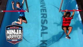 American Ninja Warrior Junior Qualifier EP 6 FULL OPENING CLIP | Universal Kids